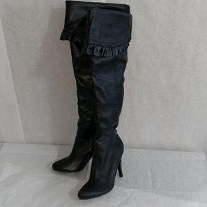 💥HP💥R2 Roxana over the knee boots Sz 8